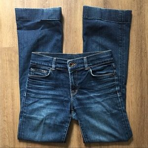 $10 Sale J Brand Boot Cut Ink Jeans